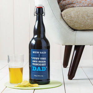 Four Pint Magnum Of Beer - gifts under £25 for him