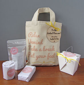 Personalised 'Time For Yourself' Pamper Bag - for mothers