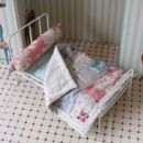 Little Vintage Style Toy Bed