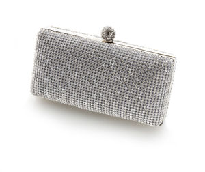 Diamanté Clutch Bag - bags & purses