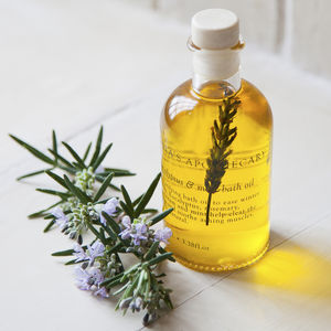 Eucalyptus And Mint Bath Oil - beauty & pampering