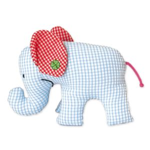 Elephant Baby Rattle - toys & games for children