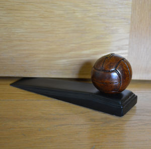 Football Door Stop - home accessories