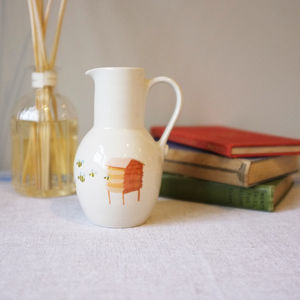 Bee Little Jug - ceramics