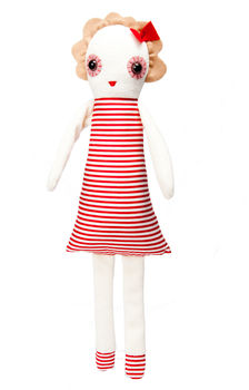 Dress Up Doll Betty