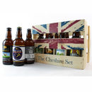 Wooden Crate Of Cheshire Beers