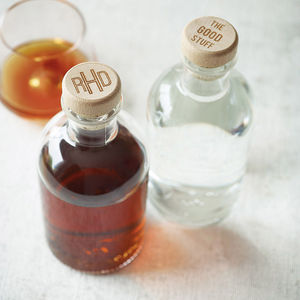 Personalised Drink Decanter - gifts for fathers