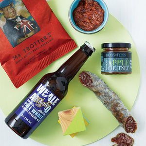 Spicy Man Box - food & drink gifts under £30