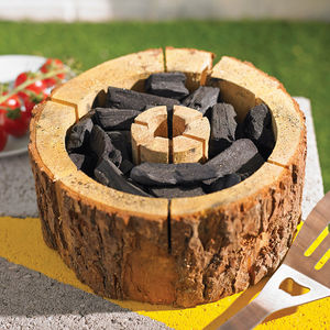 Ecogrill All Natural Barbecue - small garden ideas
