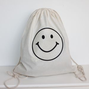 Smiley Kit/Gym Bag