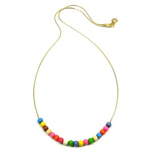 Abacus Bead Necklace - necklaces & pendants