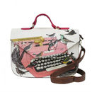Retro Style Ladies Satchel Bag