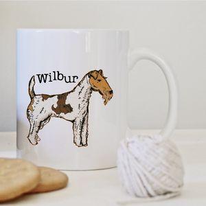 Personalised Pet Mug - mugs