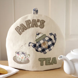 Personalised Tea Cosy For Him