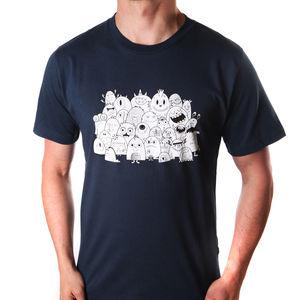 Monster Club T Shirt