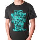 I Robots T Shirt