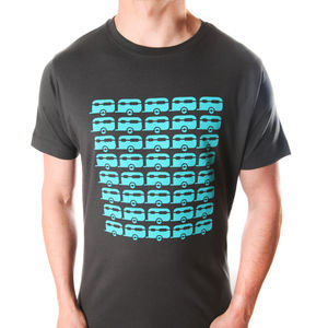 Men's Caravans T Shirt - for young men
