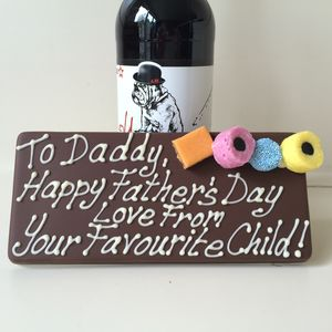 Father's Day Personalised From Your Favourite Child