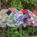 Party Fabric Pinwheels