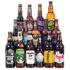 15 Brilliant British Beers - gifts for him