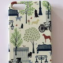 Walk In The Park Iphone5 Cover