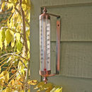 Copper Tube Thermometer