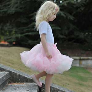 Tutu Skirt - children's parties
