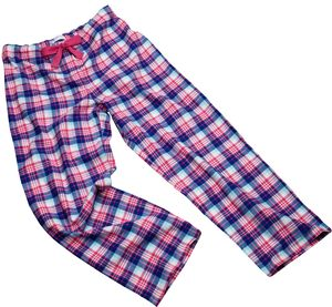 Pink Multi Check Pyjama Bottoms For Teens And Adults - women's fashion