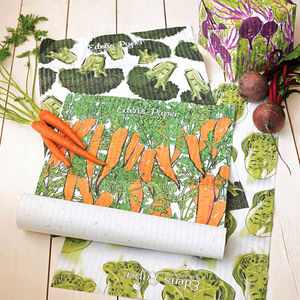 Superfood Plantable Wrapping Paper Pack - shop by personality
