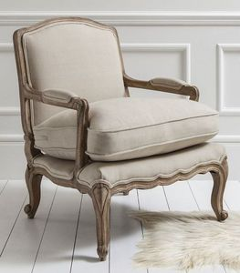Lille French Style Armchair - armchairs