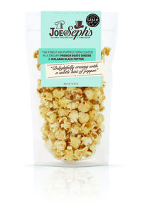 Goats Cheese And Black Pepper Popcorn - sweet treats