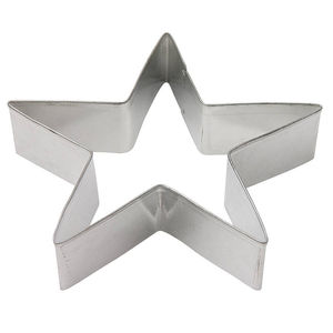 Star Cookie Cutter - cookie cutters