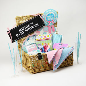 Baby Shower Party In A Box