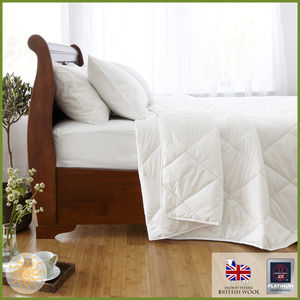 Deluxe Summer Wool Bedding Set
