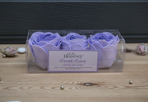 Scented Bath Roses