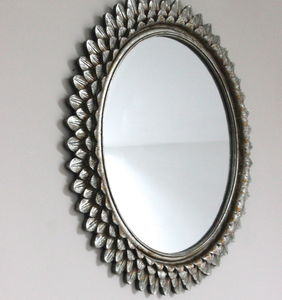 Thousand Leaves Mirror - decorative accessories