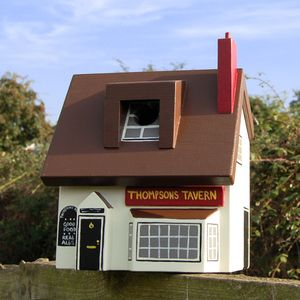 Personalised Pub Bird Box - view all sale items