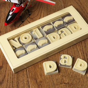 No One Dad Chocolate - chocolates