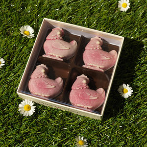 Chocolate Hens - hen party gifts & styling