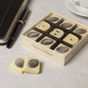 Dad Rugby Ball Chocolates - food gifts