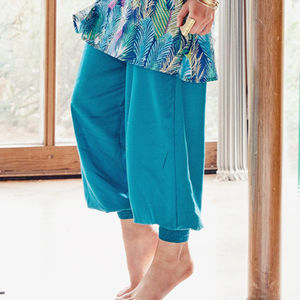 Harem Yoga Trousers - trousers & leggings