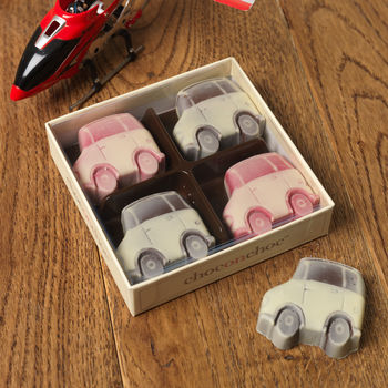 Chocolate Cars