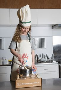 Junior Masher Chef / Kids Cooking Set - kitchen linen