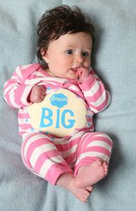 Dream Big Baby Playsuit With Optional Giftset - nightwear