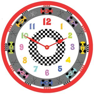 Racing Car Clock - page boy gifts