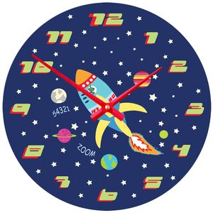 Rocket Clock - page boy gifts