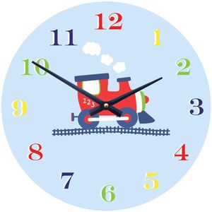 Train Clock - page boy gifts