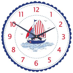 Boat Clock - office & study