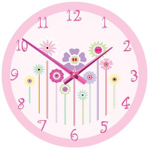 Flower Clock - flower girl gifts