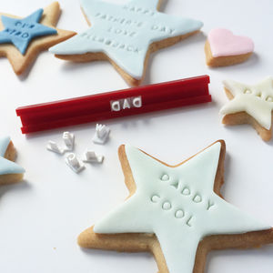Make Your Own Personalised Cookie Kit - party decorations & food